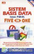 Sistem Basis Data Dalam Paket Five In One