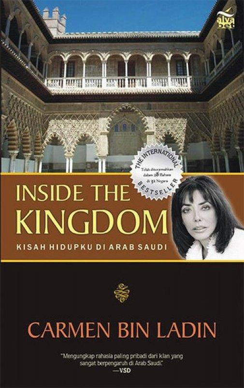 Cover Buku Inside The Kingdom