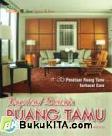 Cover Buku Inspirasi Desain Ruang Tamu