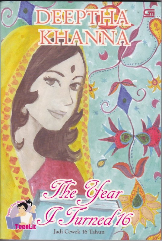 Cover Belakang Buku Jadi Cewek 16 Tahun - The Year I Turn 16