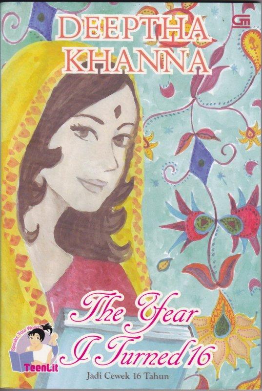 Cover Buku Jadi Cewek 16 Tahun - The Year I Turn 16