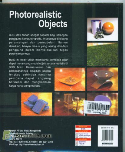 Cover Photorealistic Objects