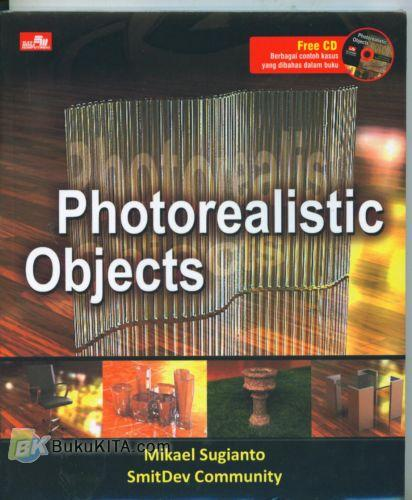 Cover Buku Photorealistic Objects