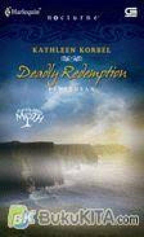 Cover Belakang Buku Harlequin : Penebusan - Deadly Redemption (promo disc 30% off)