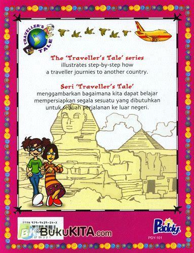 Cover Belakang Buku Traveling Aeroplane : A Step by Step Traveling Experience