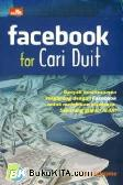 Cover Buku FACEBOOK FOR CARI DUIT
