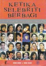 Cover Buku Ketika Selebriti Berbagi