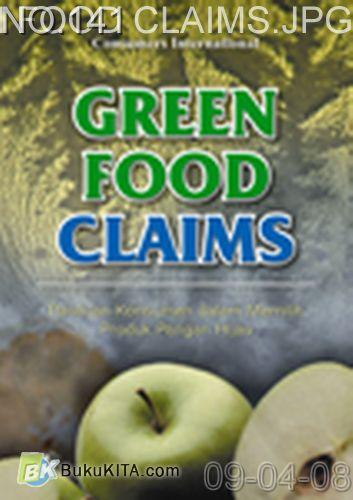 Cover GREEN FOOD CLAIMS