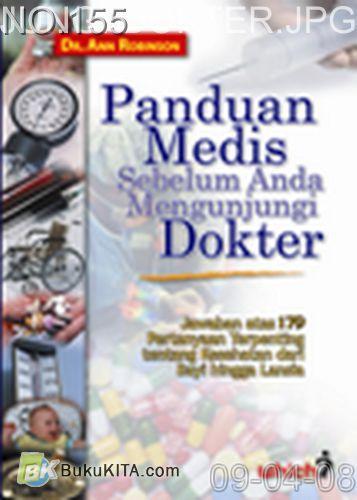Cover Buku PANDUAN MEDIS SEBELUM ANDA MENGUNJUNGI DOKTER