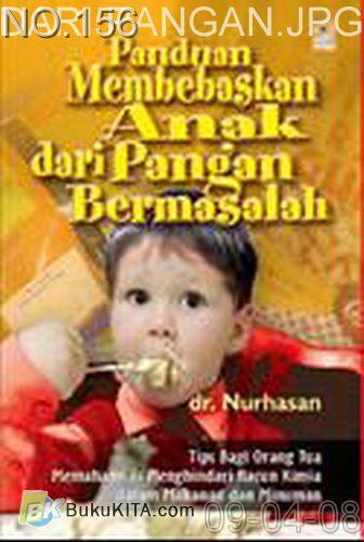 Cover Buku Panduan Membebaskan Anak dari Pangan Bermasalah