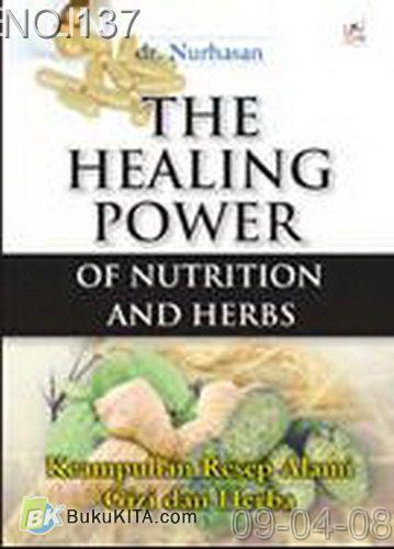 Cover Buku The Healing Power