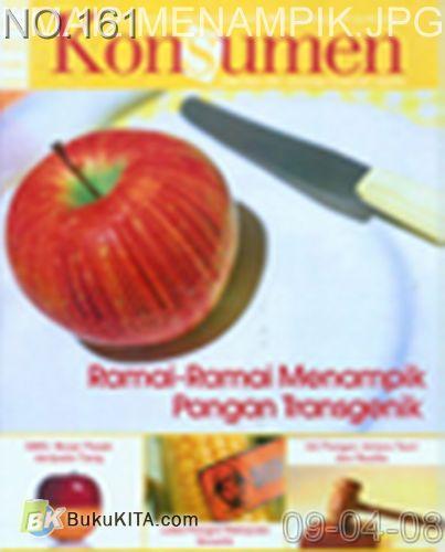 Cover Buku Rambu Konsumen no 9 : RAMAI-RAMAI MENAMPIK PANGAN TRANSGENIK
