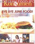 Rambu Konsumen no 11 : BYE BYE JUNK FOOD!