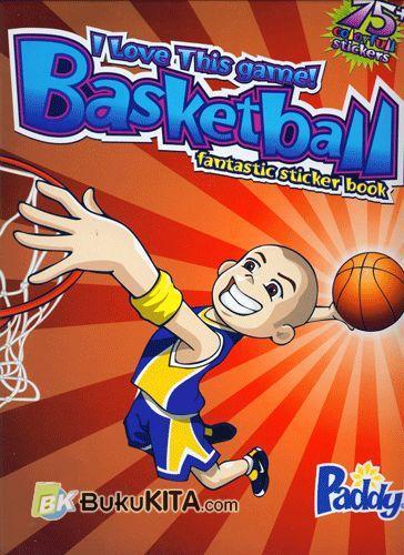 Cover Buku I Love This Game! Basketball