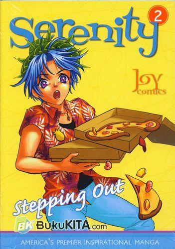 Cover Buku Serenity #2 : Sleeping Out