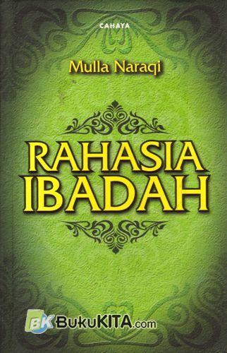Cover Buku Rahasia Ibadah