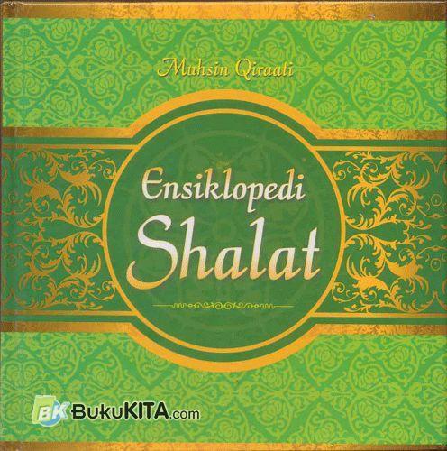 Cover Buku Ensiklopedi Shalat