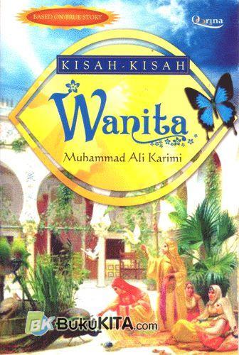 Cover Buku Kisah-kisah Wanita