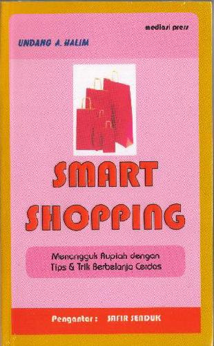 Cover Buku Smart Shopping