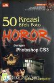 50 KREASI EFEK FOTO HOROR DENGAN PHOTOSHOP CS3