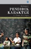 Cover Buku Pendidik Karakter di Zaman Keblinger