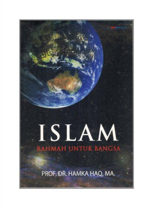 Cover Buku Islam Rahmah Untuk Bangsa