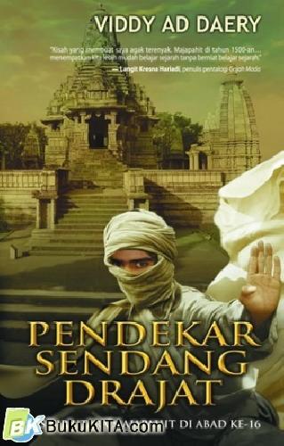 Cover Buku Pendekar Sendang Drajat