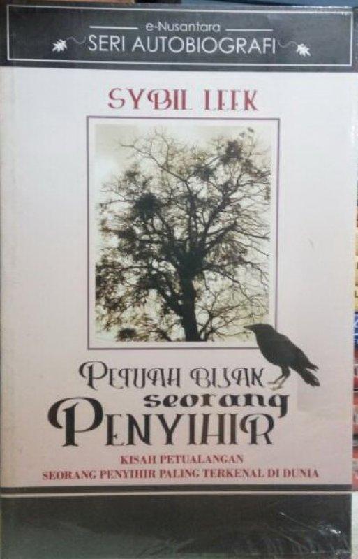 Cover Buku Petuah Bijak Seorang Penyihir