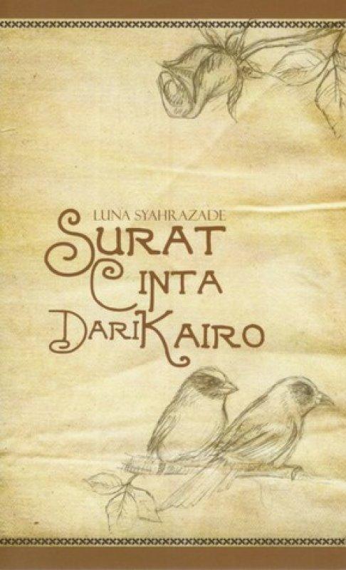Cover Buku Surat Cinta dari Kairo