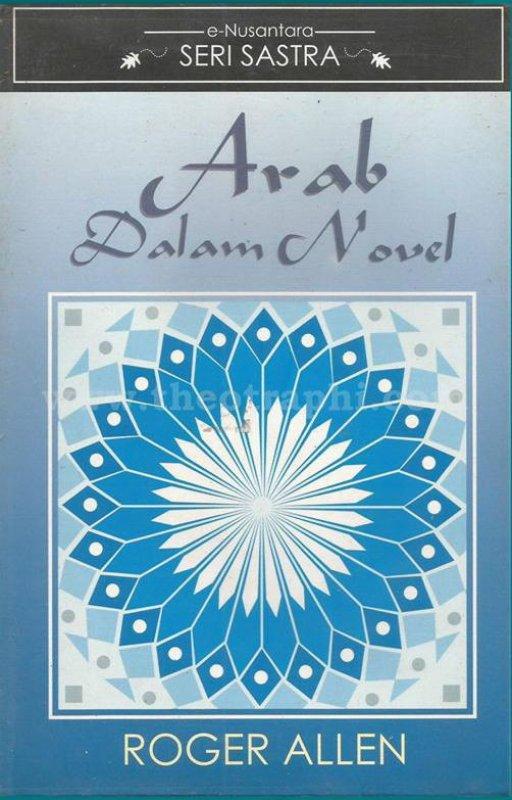 Cover Buku Arab dalam Novel