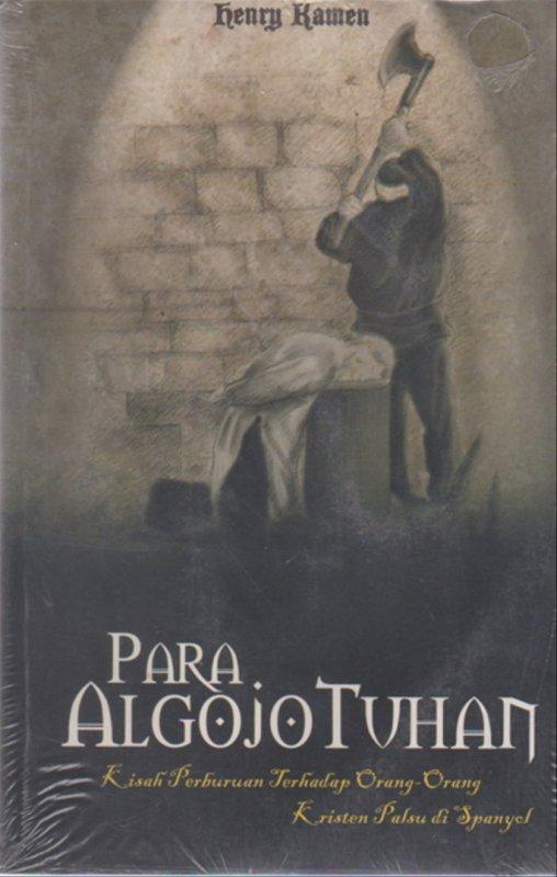 Cover Buku Para Algojo Tuhan