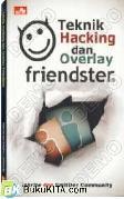 Cover Buku TEKNIK HACKING & OVERLAY FRIENDSTER