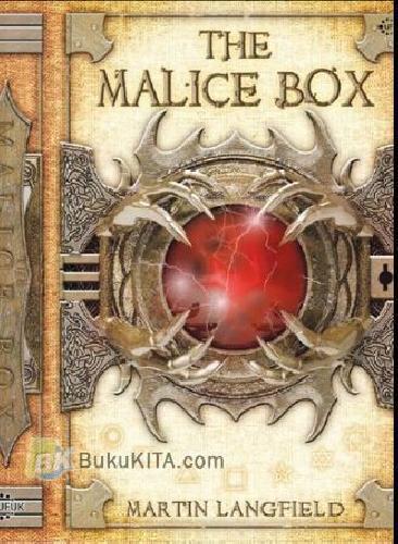 Cover Buku The Malice Box