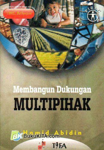 Cover Buku Membangun Dukungan Multipihak