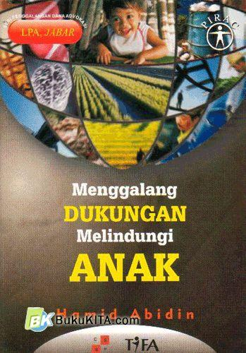 Cover Buku Menggalang dukungan melindungi anak