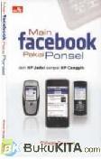 Cover Buku MAIN FACEBOOK PAKAI PONSEL