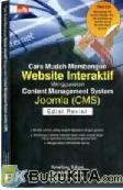 CARA MUDAH MEMBANGUN WEBSITE INTERAKTIF MENGGUNAKAN JOOMLA (CMS) ED.REVISI