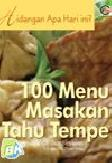 100 Menu Masakan Tahu Tempe