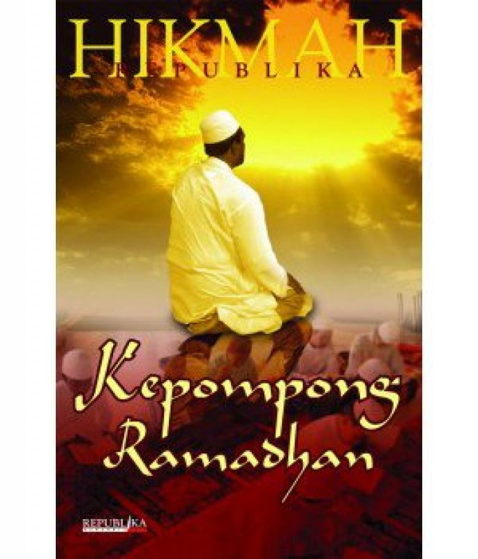 Cover Buku Kepompong Ramadhan