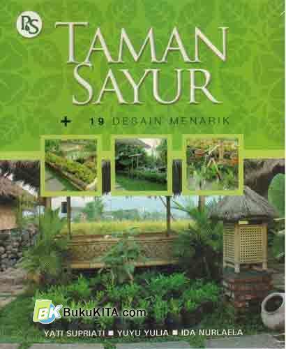 Buku Taman Sayur + 19 Desain Menarik | Toko Buku Online - Bukukita
