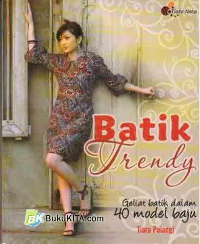 Cover Buku Batik Trendy