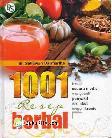 1001 Resep Herbal