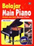 Belajar Main Piano untuk Pemula