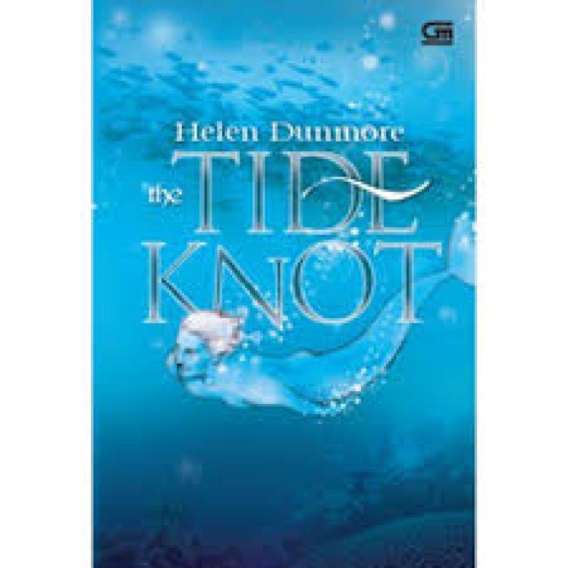 Cover Buku Simpul Ombak - The Tide Knot