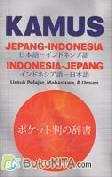 Kamus Jepang-Indonesia Indonesia-Jepang
