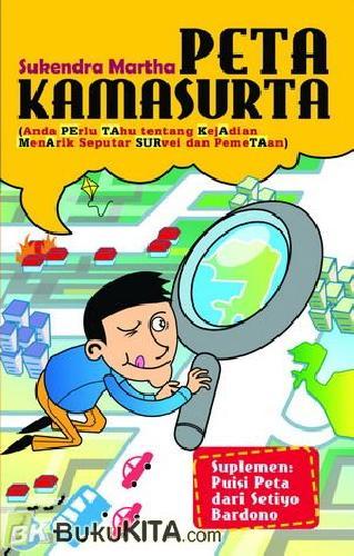 Cover Buku PETA KAMASURTA