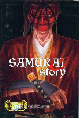 Cover Buku Samurai Story