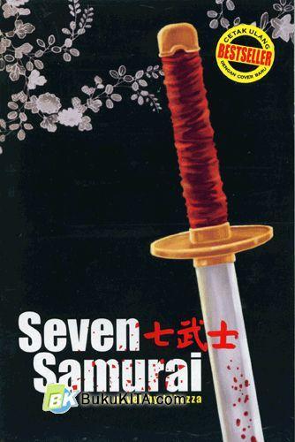Cover Buku Seven Samurai
