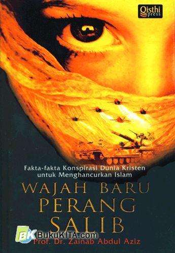 Cover Buku Wajah Baru Perang Salib