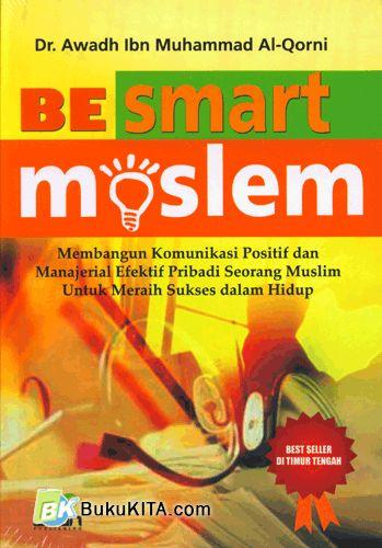 Cover Buku Be Smart Moslem